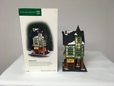 Dept. 56 Christmas in the City Wintergarten Café 56-58948