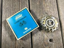 SHIMANO 600 5 SPEED FREEWHEEL 14-18 MADE JAPAN NOS 14-15-16-17-18 12521050