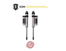 "ICON 2.5 Series PBR Rear Shocks (0-1.5"" Lift) for 2000-2006 Toyota Tundra"