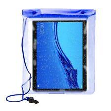 Weatherproof Waterproof Case Cover with Strap for Huawei Mediapad M5 Lite 10