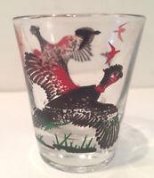 Shot Glass Wildlife