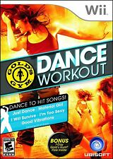 Gold's Gym: Dance Workout [Nintendo Wii, NTSC, Exercise, 2-Player Support] NEW