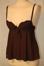 Chantal Thomass BH-Hemd schwarz B 70 Designer 9445