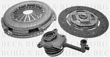 HKT1082 BORG & BECK CLUTCH 3in1 CSC KIT fits Ford Transit 2.0TD 00-