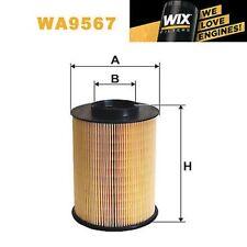 1x FILTRO DE AIRE WIX wa9567 - equivale a Fram ca10521