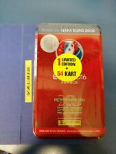 "TIN BOX SIGILLATO ""ROAD TO EURO 2016 "" ADRENALYN XL PANINI"