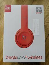Beats by Dr. Dre beatssolo 3 Wireless Headphones - (product) red nuevo orginalverp.