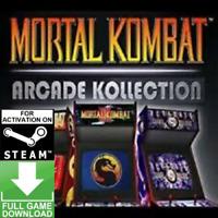 Mortal Kombat Arcade Kollection Region Free PC KEY (Steam)