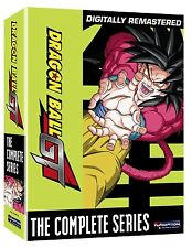 DragonBall GT: The Complete Series [10 Discs] DVD 64 Episodes - Brand New
