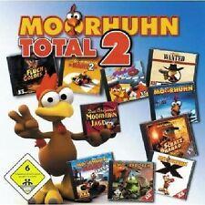 Moorhuhn Total 2 *** PC CD-ROM **** Win XP *** BRANDNEU