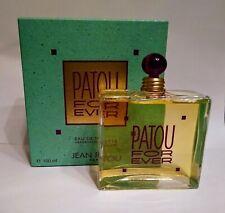 Patou For Ever Jean Patou 100 ml. Eau de Toilette Spray vaporisateur. Nuovo