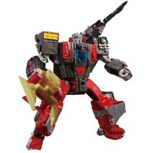 BROADSIDE | Transformers Legends LG 53 | Takara Tomy | *Titans Return Repugnus*