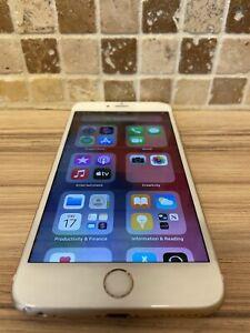 Apple iPhone 6s Plus - 128GB - Silver (Unlocked) A1687 (CDMA + GSM)