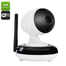 NexxCam 180Z Full Hd 3x Optical Zoom 2.0Mp 1080p Wireless P2P Ip Security Camera