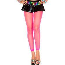Music Legs Fishnet leggings HOTPINK - Parafarmacia