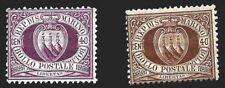1877 - 1892 . 40 cent. MLH*