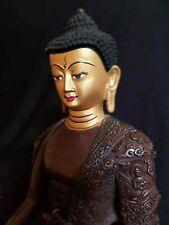 Schöner alter Medizin-Buddha, Nepal (26 cm 3,4 KG) aus meiner Sammlung.