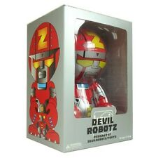 "MIB PLAY IMAGINATIVE 10"" TREXI SET DEVILROBOTS DEVIL ROBOTZ URBAN VINYL DESIGNER"