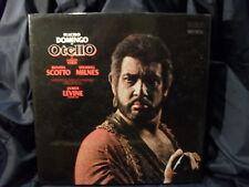 G. Verdi - Otello / Domingo/Levine     3 LP-Box