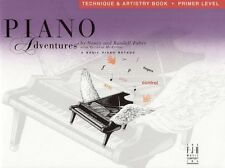 Piano Adventures Techniques and Artistry Book : A Basic Piano Method Primer...