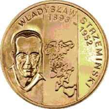 Poland / Polen - 2zl Wladyslaw Strzeminski (1893-1952)