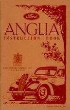 FORD  ANGLIA  Instruction Book Betriebsanleitung 1949 Bedienungsanleitung BA