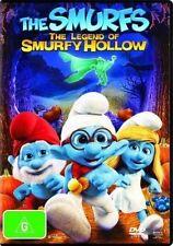 The Smurfs - Legend Of Smurfy Holllow (DVD, 2013) BRAND NEW.