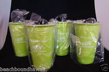 eBay Travel Mug Cup Ceramic eBay on Location Set 4 Official Member Green Team