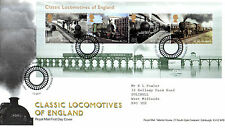 1 FEBBRAIO 2011 Classic Locomotive d'Inghilterra RM PRIMO GIORNO DI COPERTURA Bureau