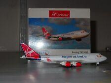 Virgin Atlantic Boeing 747-400 1:600 Schabak