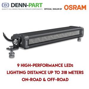 Osram LED Lightbar LEDriving Light Bar Spot Beam VX250-SP LEDDL115-SP