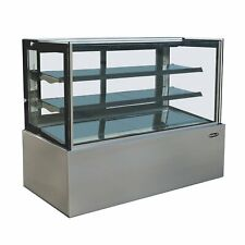 Kool It Kbf 60d 59 Full Service Non Refrigerated Bakery Display Case