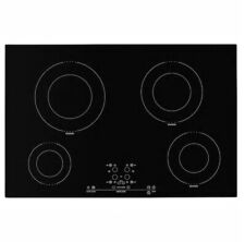 New listing New Ikea Nutid Ic500Xb 4 Element Induction Cooktop, Ceramic Black