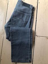 J Lindeberg Jay jeans, W31, lead grey