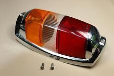 Mercedes Benz 190 SL & Ponton: Rückleuchte Rücklicht Rot / gelb späte Ausführung