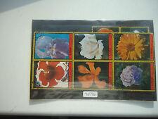 Ajman 1972 Flowers (11v) CTO