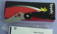 SPYDERCO KNIFE C105GP2 SMALL PERSIAN 2 FOLDER JAPAN MADE VG10 BLADE G10 HANDLE