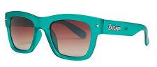 Brigada Eyewear Big Shot Sunglasses - Frost Teal Polarized UV 400 Protection
