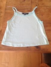 Lovely age 12-13 years New Look 915 Mint Strappy top - Never worn
