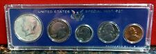 Beautiful Very Rare 1967 Special Mint Set with DDO Quarter FS-101 (026.5) URS-5