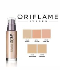 Oriflame The ONE EverLasting Foundation - Natural Beige, 30ml New