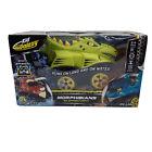 Kid Galaxy Amphibious RC Car Mega Morphibians Crocodile All Terrain Toy 2.4 Ghz