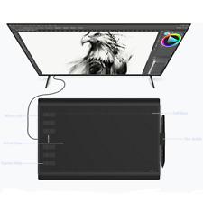 Huion H610Pro Grafiktablett Graphics Tablet Art Design Drawing Board Digital Pen
