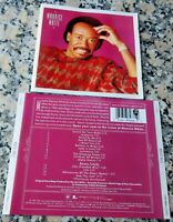 MAURICE WHITE 1985 RARE CD Earth Wind & Fire with hits I Need You & Stand By Me