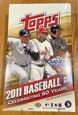 2011 Topps Mike Trout RC #US175 Baseball Update Series Sealed Box 36 packs 🔥🔥