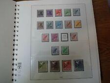 B E R L I N - Sammlung ab 1948 - 1990 postfrisch in 2 Lindner - Vordruckalben