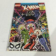 Uncanny X-Men Annual #14 Marvel 1990-1st minor app Gambit 9.4 Near Mint