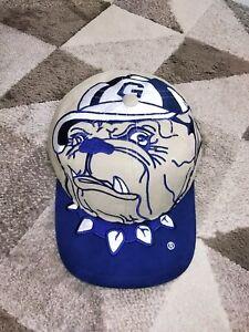 Georgetown Hoyas Big Logo Mitchell & Ness Snapback Cap