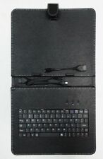 "Micro Usb Keyboard Pu Leather Case Stand for 9.7"" Android Tablets by Sanoxy"