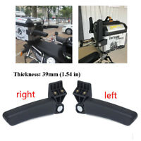For BMW R1200GS F800GS Tail Box Rear Box Passenger Armrest (Drilling Required)